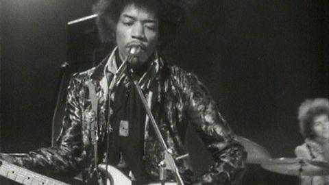 Popside: Jimi Hendrix (1967)