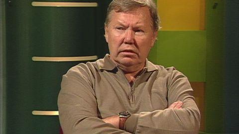 Bert Karlsson om prostatacancer