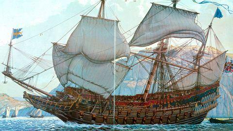 Avsnitt 273 av 400: Regalskeppet Vasa - kollage
