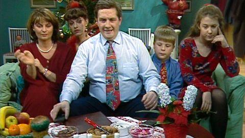 Avsnitt 12 av 12: God Jul, Svensson