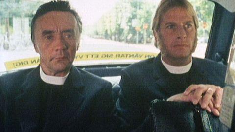 Prästerna och taxichauffören