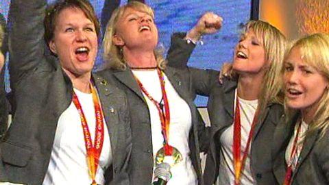 OS-hjältar på Arlanda 2006