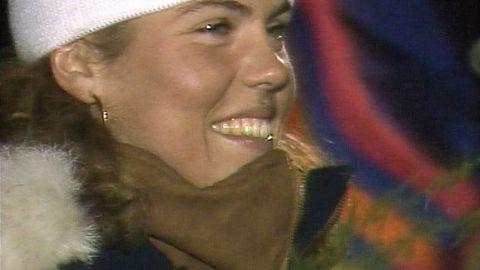Avsnitt 220 av 300: Pernilla Wiberg firas efter OS 1992