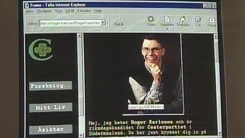 Internetvalet 1998