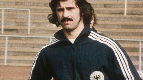 Det västtyska landslaget i fotbolls-VM 1974