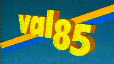 Valvakan 1985