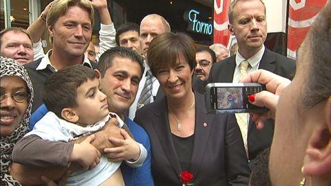 Slutspurt i valet 2010