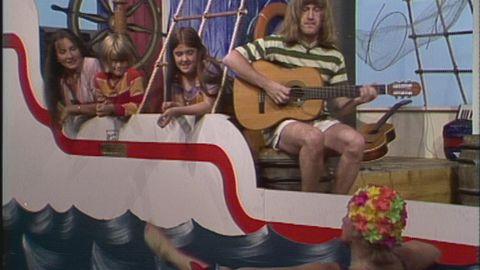 Sångbåten