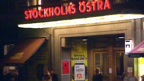 Östra Station, Stockholm