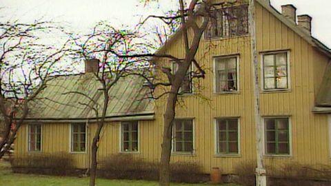 Gula Villan i Halmstad