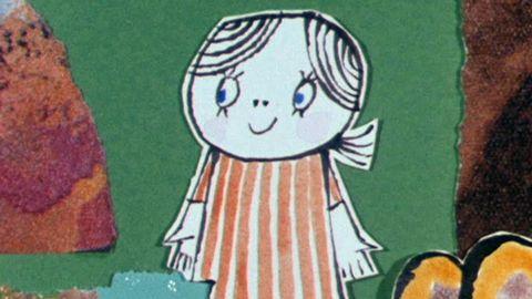 Avsnitt 15 av 20: Lilla Anna och Långa Farbrorn hoppar rep