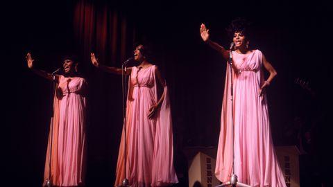 Diana Ross and the Supremes underhåller från Berns