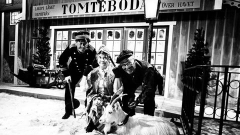 Klart spår till Tomteboda