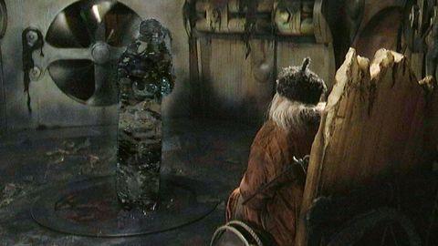Avsnitt 5 av 24: Oraklet i Oljetråget