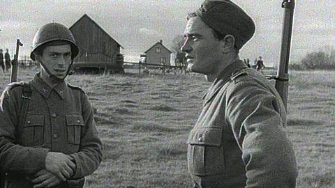 Striderna i Torneå i Finland 1944