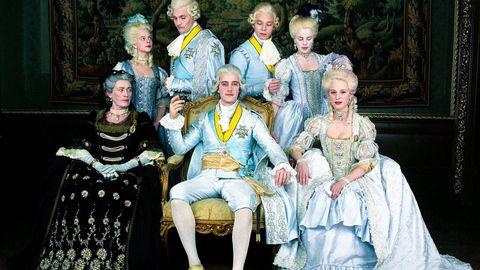 Gustav III:s äktenskap (syntolkad)