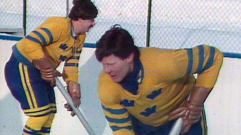 Avsnitt 73 av 100: Ishockeyspelet