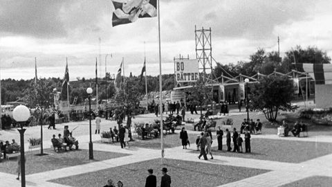 Bo Bättre-utställningen 1945