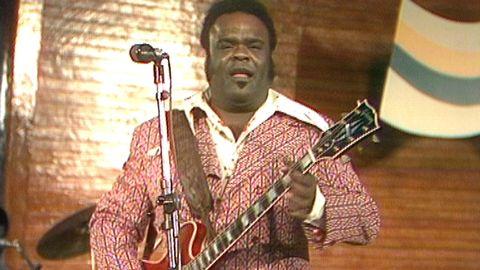 Freddie King och Hoola Bandoola Band