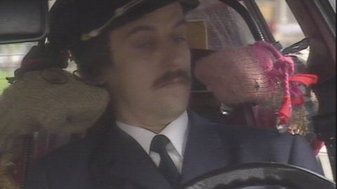Avsnitt 4 av 15: Taxichauffören