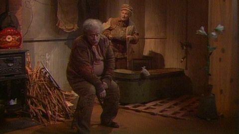 Avsnitt 3 av 24: Strumpemormor och Strumpemorfar