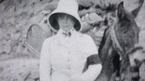 Fru Ohlsson i Persien