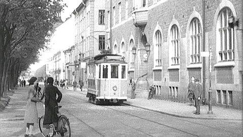 Gävlebilder 1931–1933