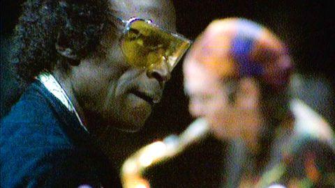 Miles Davis på Stockholms konserthus