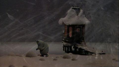 Avsnitt 10 av 24: Snöstorm
