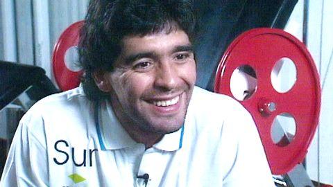 Avsnitt 3 av 8: Tomas Ledin och Diego Armando Maradona