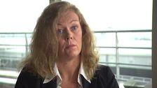 Gunilla Ahlberg, sektionschef Transportstyrelsen.