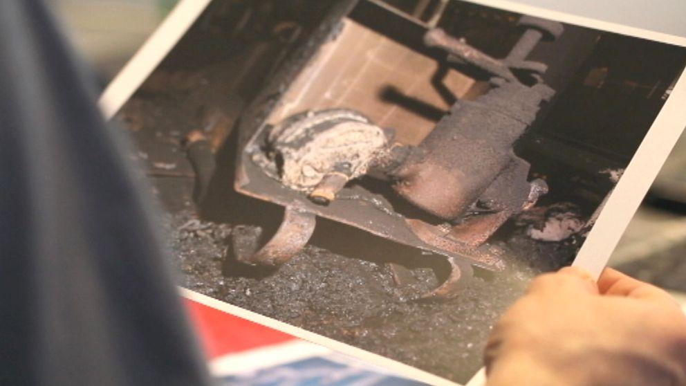 Förra årets brand på Ringhals har kostat miljardbelopp.