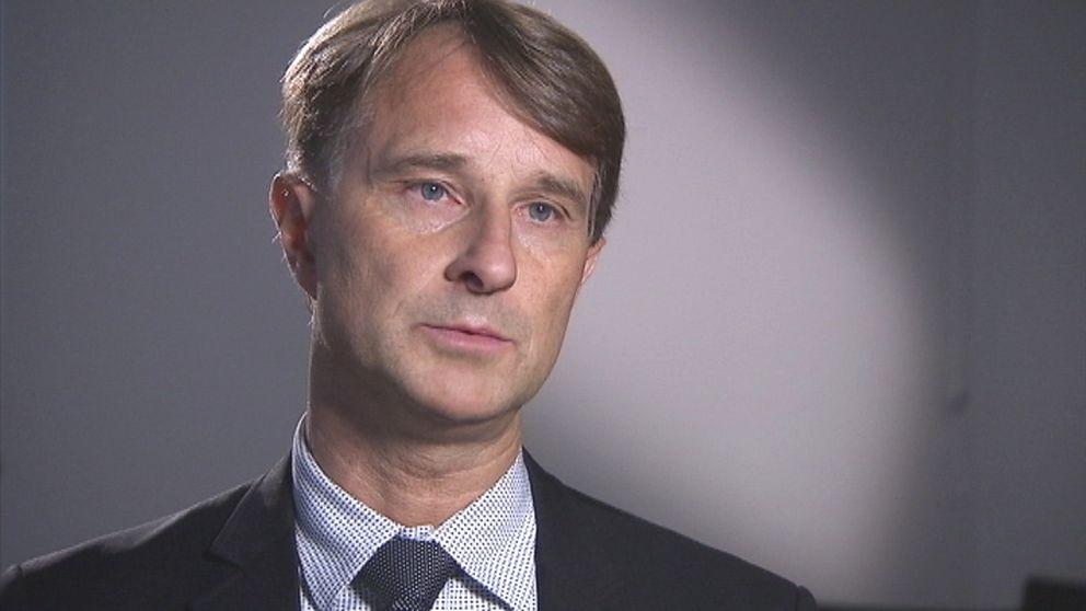 Leif Karlsson, Strålsäkerhetsmyndigheten.