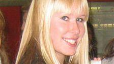 Mirja Bokholm, reporter och skribent på Melodifestivalens webbplats.