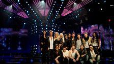 Alla artister som uppträder i Leksand.