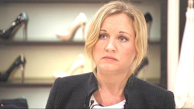 Elisabeth Andersson, personalchef Zara.