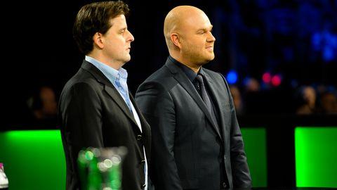 David Kreuger och Fredrik Kempe.