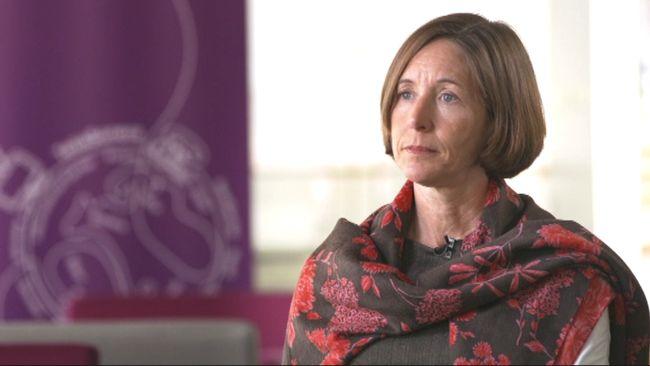 Cecilia Edström, kommunikationsdirektör på Teliasonera.