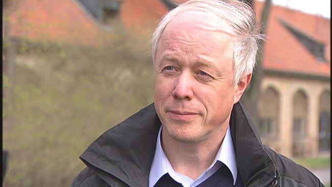 Andrei Ptichnikov, högste chef för FSC i Ryssland.