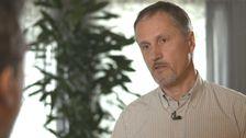 Anders Hildeman, skogschef Ikea.