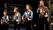 """Arvingarna fick högsta poäng för sin """"Eloise"""" och vann Melodifestivalen 1993."""