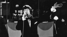 """1969 vann en 20 år gammal Tommy Körberg Melodifestivalen med låten """"Judy min vän""""."""