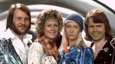 ABBA blev Sveriges första vinnare i Eurovision Song Contest 1974.