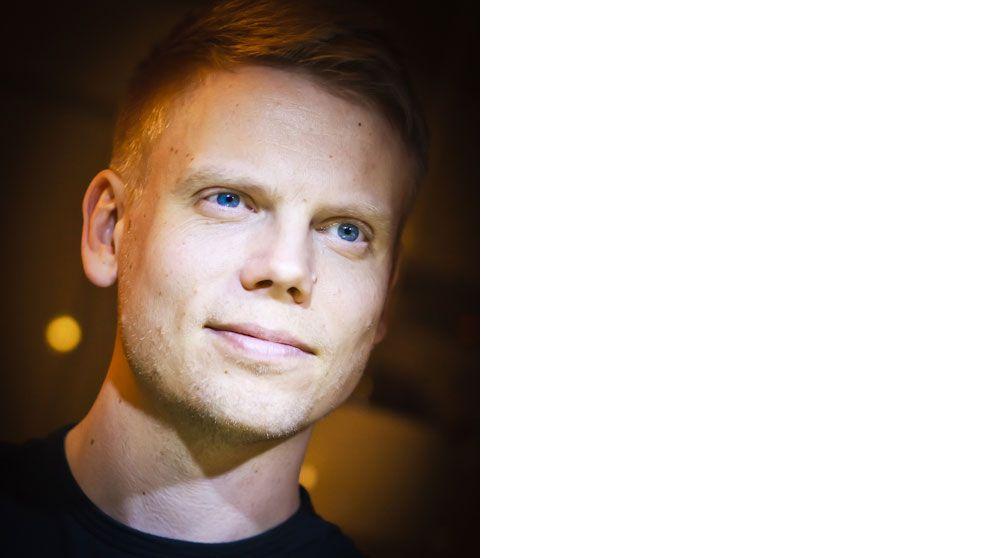 Tomas Lindroth, forskare på Göteborgs universitet