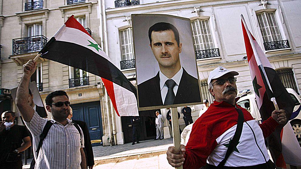 Diplomater utvisas till syrien