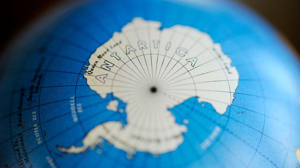 Antarktis har inte alltid varit helt täckt av is.