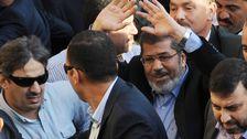 Muhammad Mursi. Foto: Scanpix