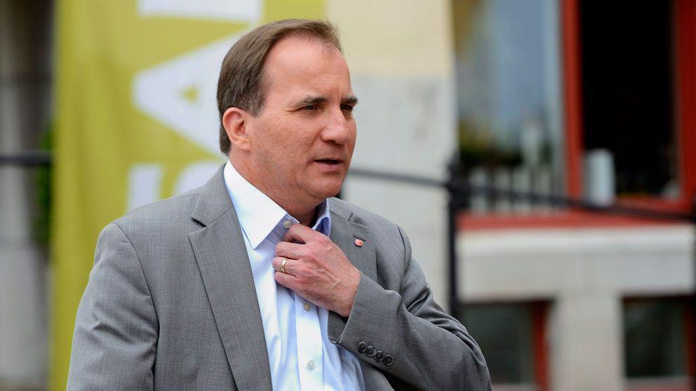 S-ledaren Stefan Löfven. Foto: Scanpix