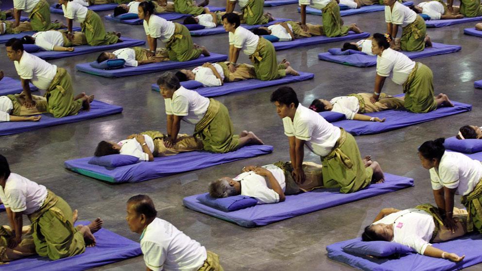 thaimassage globen pan thai massage