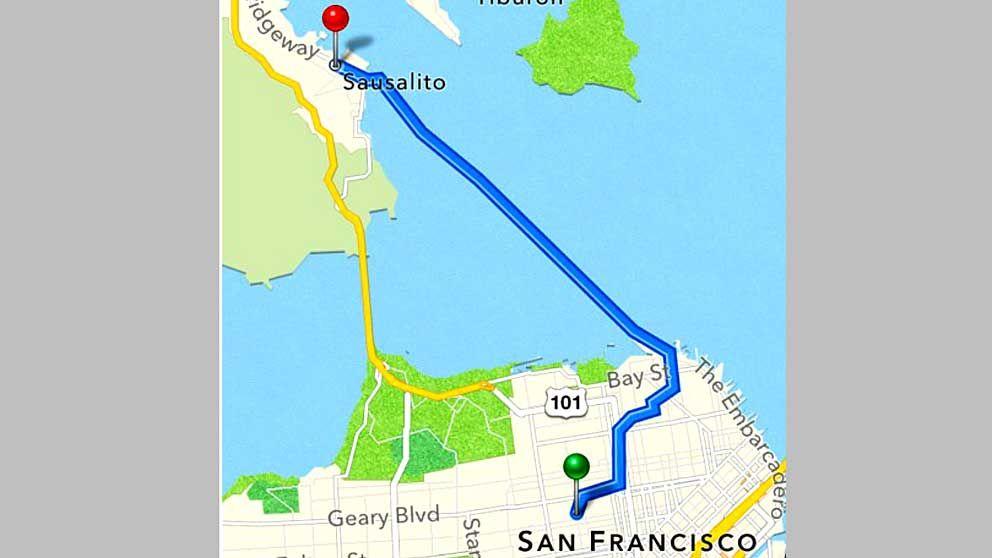 Glöm Golden Gate-bron. Apple har hittat en genväg.